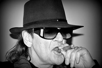 Udo Lindenberg, fotografiert von Udo Taubitz
