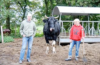 Hof Burenland - Foto für Spiegel Online, fotografiert von Udo