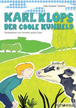 """Kinderbuch """"Karl Klops"""" von Udo Taubitz"""